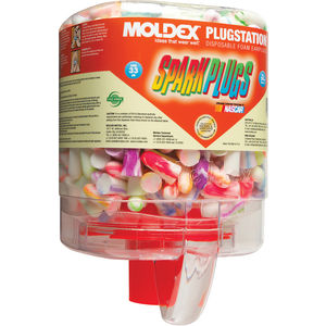 Pre-Filled Earplug Dispensers