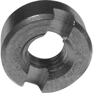 Round Slotted Nut