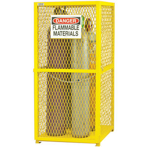 Cylinder Storage and Cages