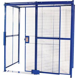 Wire Partition Enclosure Kit