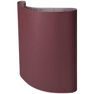 120 Grit 1 Width Brown Cloth Backing VSM 114382 Abrasive Belt Aluminum Oxide 48 Length Pack of 10 Medium Grade