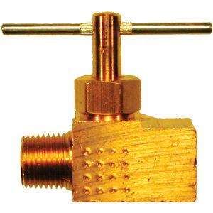 Fittings Elbow Nickel-Plated Brass Needle Valve 1//8 Inch BSP Female X 1//8 BSP Female Threaded BAIJIAXIUSHANG-TIES Valves