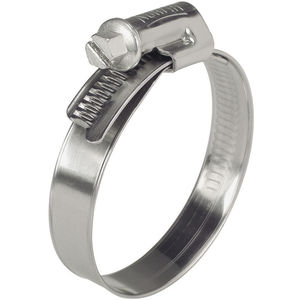 Non-Perforated Hose Clamp