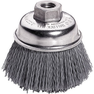 Crimped Filament Cup Brush