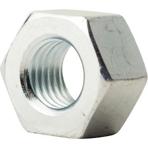 Half Thick heavy 5//16x18  Zinc 5//16-18 Heavy Hex Jam Nuts Thick Nut 25