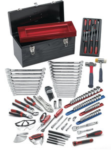 Auto Racing Equipment Metric on Equipment Hand Tools Tool Sets 121 Pc Gw Metric Sae Mechanic Auto