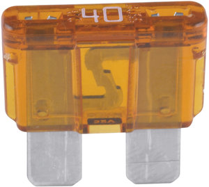 ato amp blade fuse box fastenal atc 40 40a 32v orange plastic atc automotive blade fuse