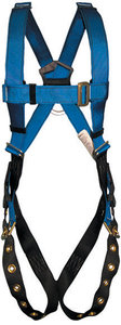 5 point protecta adj harness with back d ring tongue for Dbi sala colombia
