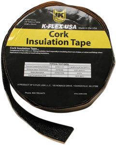 2 X 30 39 Black K Flex Cork Tape Roll Fastenal