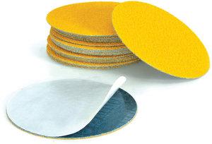 20 36 Grit Coarse Yellow Y Weight PREDATORTM PSA Sanding Disc